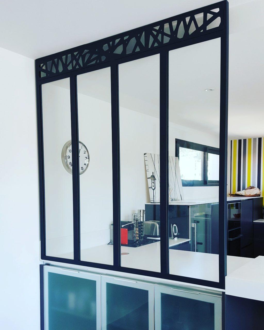 verri re int rieure caveirac gard 30 fmg metal studio. Black Bedroom Furniture Sets. Home Design Ideas